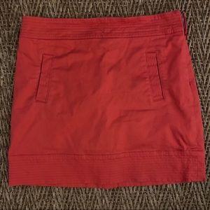 Vineyard Vines Coral Skirt